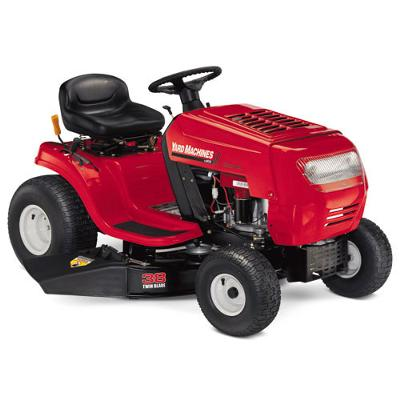 murray riding lawn mower repair manual